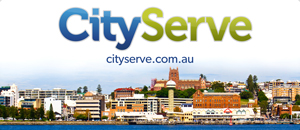 CityServe mentioned on the City of Newcastle Website