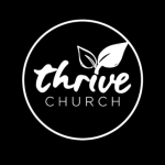Thrive logo black