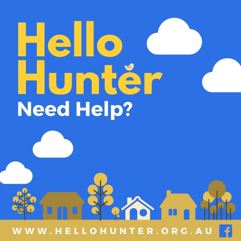HELLO HUNTER FIND OUT MORE
